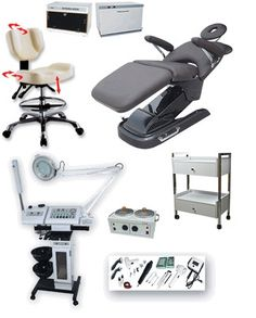 """<p style=""""text-align: left;""""> <span style=""""font-size: 12pt;""""> </span>An incredible package for the facialist who is ready to excel. It offers the equipment you need to excel with your facial room - a facial bed, multi-function unit, diamond microdermabrasion machine, sterilizer, double wax warmer, hot towel cabi, stool, and trolley. Click ..."""