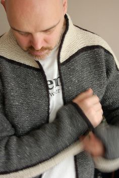 the bog jacket by EZ... so on my list of must knits, but for myself!