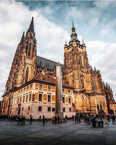 Prague, Cologne, Cathedral, Building, Travel, Destinations, Viajes, Buildings, Cathedrals