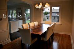 Hdthreshing.com - dining room table