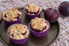 Pflaume Streusel Muffin Rezept