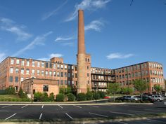 The Lofts at Mills Mill is pictured here. This old mill was built in the 1809's and was converted to luxury condominiums about 10 to 12 years ago. You can view some of the condo listings here on our site: http://www.carolinarealtyguide.com/Lofts-at-Mills-Mill.php