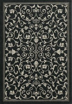 Manor Area Rug  Add Beauty and Comfort to Your Patio with Outdoor Rugs  Item # 35635   http://www.homedecorators.com/P/Manor_Area_Rug/830/