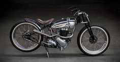 From box of bits to the Brooklyn Invitational: 1951 BSA C11 | Bike EXIF