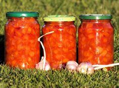 Sałatka z marchewki i cebuli na zimę Polish Recipes, Beets, Preserves, Pickles, Carrots, Salsa, Food And Drink, Menu, Homemade