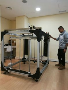 M3 - Large Scale 3D Printer