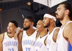 The Thunder has a super team, but for how long? - Article Photos Gallery