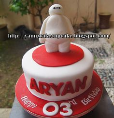 baymax party theme for girl - Google Search