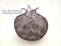 YooLa Wire Pomegranate.