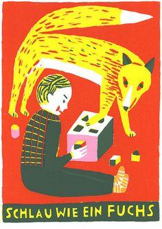 Grafiken - Katrin Stangl - Illustrationen und Bilderbücher