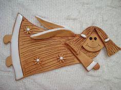 andělka Handmade Angels, Painted Rocks, Sunglasses Case, Burlap, Reusable Tote Bags, Pottery, Rock Painting, Hands, Paper Envelopes