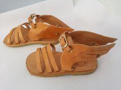 Hermes design kids Sandals, handmade Greek Children Sandals, Girl Straps Sandals Kids sandals, leather sandals for kids, baby shower gift by Youniquegr on Etsy https://www.etsy.com/listing/261913718/hermes-design-kids-sandals-handmade