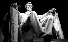 Lincoln Memorial Pictures Black White