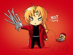 Edward (Elric) Scissorhands Full Metal Alchemist