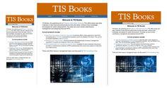 TIS Books as Responsive Web Design