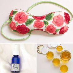 5 Dreamy DIYs That Will Give You a Good Night's Rest - If you're tired of not blissfully drifting off to sleep, stop what you're doing and get crafty with one of these dreamy DIYs. With the help of soothing essential oils and other ingredients you probably have around the house, you can make your way to the best night's sleep ever.