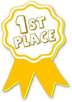 first place certificates free printable - Google Search