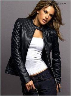 2012-2013 sonbahar kış modasına ait deri ceket modellerine göz atmaya ne dersiniz.
