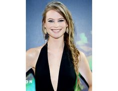 @byrdiebeauty - Behati Prinsloo    Though her dress was a dramatic low-cut number, all we could notice was Behati Prinsloo's breathtaking fishtail side braid at the Fragrance Foundation Awards this week. Created by hairstylist Frankie Foye, Prinsloo's sideswept bangs and face-framing pieces epitomized bohemian glamour.