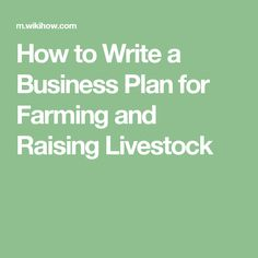 Goat Farming Business Plan In Nigeria Feasibility Studies PDF - Private practice business plan template