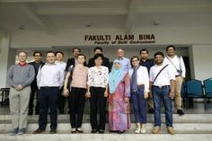 Singapore Eth Centre (SEC) And UTM's Faculty of Built Environment Explore Strategic Collaborations