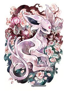 Pokemon fanart by Emily Smith