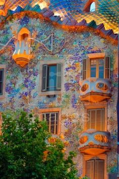 Casa Batlló - Barcelona, Catalonia