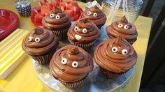 Cupcake caca! Poop c