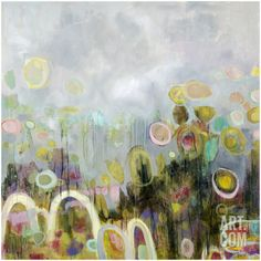 Tulipmania #5 Giclee Print by Annie O'Brien Gonzales at Art.com