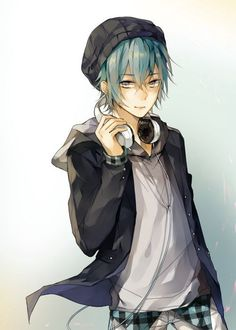 Anime A: [Speedpaint!] exp waist up: Meeluf by ruutokun AnimeManga Boy Anime, Cute anime boy, Cute Anime Sexy, Hot Anime Boy, Anime Boys, Anime Sensual, Cute Anime Guys, Blue Hair Anime Boy, Manga Boy, Manga Anime, Anime Art