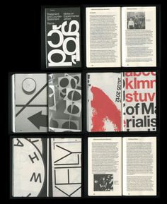 Amazing first book from Experimental Jetset and Roma Publications. 20 years of work in 576 pages.
