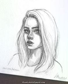 My Sketchbook Art I Drawing Girls I Leuk dromerig portret Schets van een meisje dat ik teken ., art face sketch My Sketchbook Art I Drawing Girls I Leuk dromerig portret Schets van een meisje dat ik teken . Pencil Portrait Drawing, Portrait Sketches, Pencil Art Drawings, Drawing Poses, My Drawings, Drawing Ideas, Girl Pencil Drawing, Cute Drawings Of Girls, Drawing Portraits