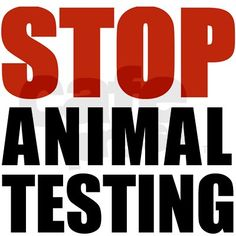 stop animal test | ☮ Compassion is a Priority ! | Pinterest ...