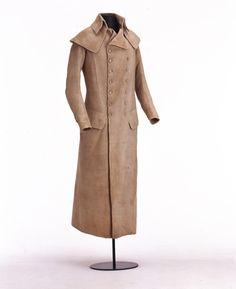 Coat, c. 1800.