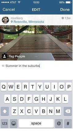 You Can Finally Edit Your #Instagram #Captions  http://tropicalpost.com/you-can-finally-edit-your-instagram-captions/ #socialmedia #app