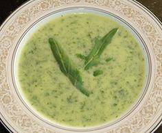 Rezept Rucola-Cremesuppe von Thermily - Rezept der Kategorie Suppen