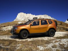 """Dacia Duster - Tuning """"The Dacia Duster project was born out of the simple premise that a real need existed in the world for an affordable, comfortable and rugged 4x4, a class which is currently no..."""