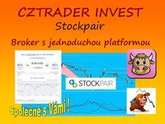 Recenze brokera na binární opce Stockpair. Popis platformy a její funkce pro obchodování binární opce. Investing