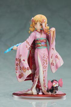 Puella Magi Madoka Magica Figure: Japanese Kimono Mami (1/8) (Import) (USA)
