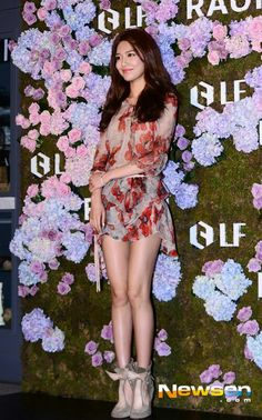 Summer Choi Sooyoung - she's the Lead Dancer, a Rapper and a Sub-Vocalist in K-pop group Girls' Generation