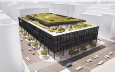 The District of Columbia Public Library authority has unveiled a fly-through video tour of the final design for the renovation and intervention of...