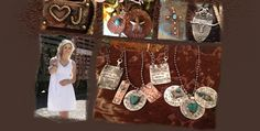 A custom necklace from Heart J Cowgirl makes a very special memento for your queen, runners-up or category winners. Copper Jewelry, Fun Ideas, Pageant, Runners, Awards, Queen, Drop Earrings, Heart, Crafts