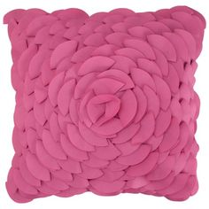 I pinned this Peony Pillow in Fuchsia from the EDIE event at Joss and Main!