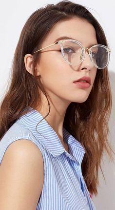 94d7fff9de Clear Glasses Frame For Women s Fashion Ideas  Transparent  Eyeglass (11