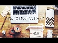 How to make an eBook with iBooks Author - YouTube
