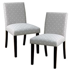 Uptown Dining Chair - Gigi Natural (Set of 2)