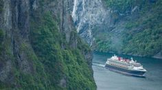 Earlier this month, Disney Cruise Line completed its first-ever voyage to the Norwegian Fjords, taking travelers to the homeland of Anna, Elsa, Olaf and Kristoff aboard the Disney Magic. This is what happened on board.
