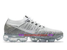 size 40 67886 3d4de Nike Air VaporMax Flyknit Coussin Dair Classique Homme Grey 899473 002-Voir  Nike hommes, dames et bébés chaussures de course. Trouvez une gamme de  styles, ...