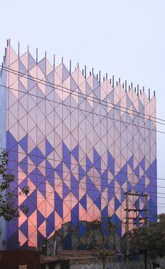 Tri-Tessellate,Courtesy of AKDA