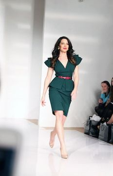Carrie Hammer Was A Game Changer For Fashion Week | Levo League at #NYFW | #fashion